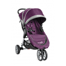 CITY MINI SINGLE BJ Purple and Gray by Baby Jogger in Los Angeles Ca