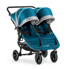 CITY MINI GT DOUBLE BJ Teal and Gray by Baby Jogger in Los Angeles Ca