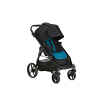 CITY PREMIER BJ Black and Teal by Baby Jogger