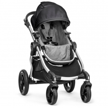 CITY SELECT SILVER FRAME BJ Gray and Black by Baby Jogger in Los Angeles Ca
