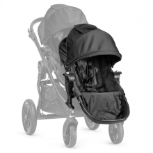 SECOND SEATS BJ Black by Baby Jogger