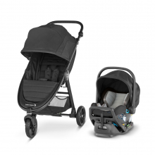 City Mini GT + City GO Travel System Refresh Jet by Baby Jogger