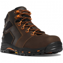 "Vicious 4.5"" Brown/Orange NMT by Danner in Anchorage Ak"
