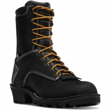 "Danner Logger 8"" Black by Danner in Tustin Ca"