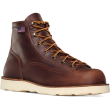 "Bull Run 6"" Brown by Danner"