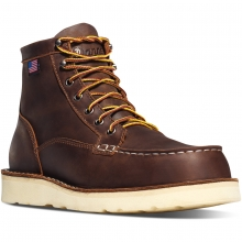 "Bull Run Moc Toe 6"" Brown by Danner in Rogers Ar"