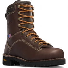"Quarry USA 8"" Brown AT by Danner"