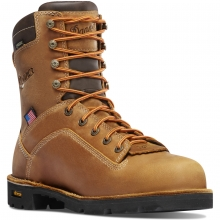 "Quarry USA 8"" Distressed Brown 400G by Danner"