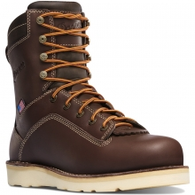 "Quarry USA 8"" Brown Wedge by Danner in Fayetteville Ar"