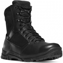 "Lookout Side-Zip 8"" Black by Danner"
