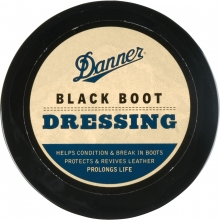 Boot Dressing Black by Danner