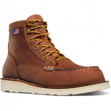 "Bull Run Moc Toe 6"" Tobacco by Danner"