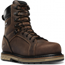 "Steel Yard 8"" Brown ST by Danner"