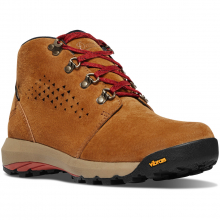 """Women's Inquire Chukka 4"""" Brown/Red by Danner in Portland OR"""