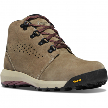 "Women's Inquire Chukka 4"" Gray/Plum by Danner"