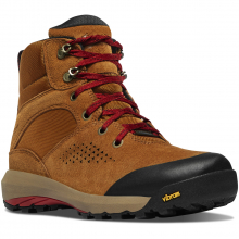 "Women's Inquire Mid 5"" Brown/Red by Danner"