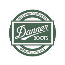 Sticker 3x3 Danner Logo by Danner