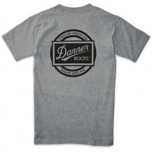 Pocket T-Shirt 70s Logo by Danner
