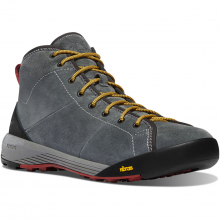 "Camp Sherman Mid 4.5"" Gray/Yellow by Danner"