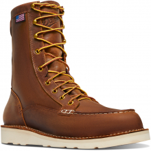 "Bull Run 8"" Tobacco Moc Toe by Danner"