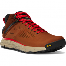 """Trail 2650 Mid 4"""" Brown/Red GTX by Danner in Portland OR"""