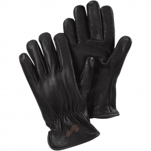 Men's Glove Merino Lined Black