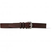Brushgun Belt Brown w/ Nickel by Danner