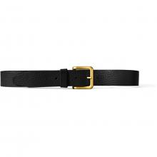 Catch & Release Belt Black w/ Brass
