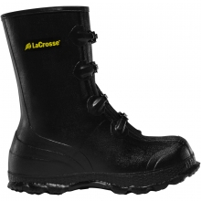 "Men's Z Series Overshoe 11"" Black by LaCrosse in Johnstown Co"