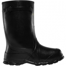 "Men's Utah Brogue II Overshoe 13"" Black by LaCrosse in Johnstown Co"