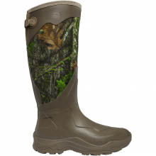 """Alpha Agility Snake Boot 17"""" NWTF Mossy Oak Obsession by LaCrosse"""