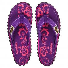 Women's Islander - Purple Hibiscus