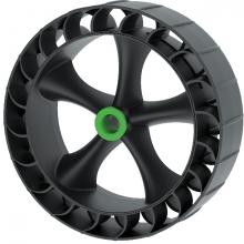 C-Tug SandTrakz Wheels (Wheels Only) by YakGear