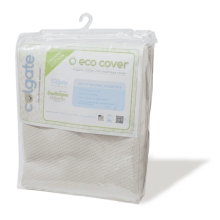 EcoCover - Organic cotton-  Fitted Crib by Colgate Kids