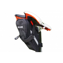 Momentum Seat Pack Black Small by Bikase