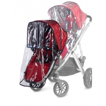 VISTA RumbleSeat Rain Shield by UPPAbaby in Brentwood Ca
