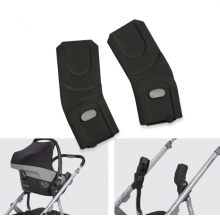 Infant Car Seat Adapter (Upper) for Maxi-Cosi and Nuna  by UPPAbaby in Brentwood Ca