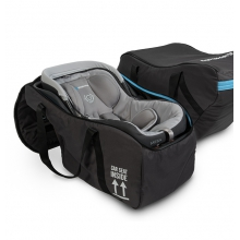 MESA Travel Bag (2017) by UPPAbaby in Brentwood Ca