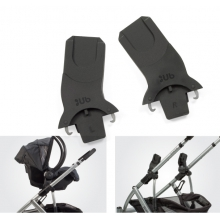 2014-Earlier Vista Maxi Cosi Adapter by UPPAbaby