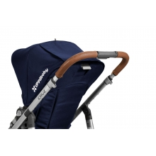 CRUZ Leather Handlebar Covers by UPPAbaby in Alameda Ca