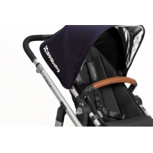 Leather Bumper Bar Cover (2017) by UPPAbaby