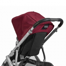 VISTA Leather Handlebar Covers by UPPAbaby in Victoria Bc