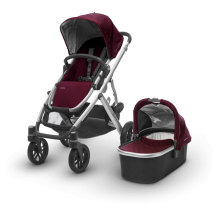 VISTA Stroller (2017) by UPPAbaby in Wellesley Ma