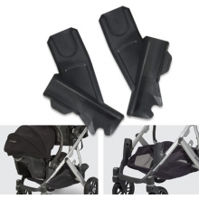 Lower Infant Car Seat Adapter for Maxi-Cosi, Nuna, and Cybex by UPPAbaby in Victoria Bc