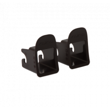 car seat LATCH guides