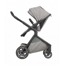 DEMI grow stroller + adapters + rain cover + fenders