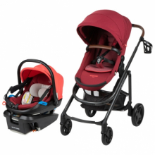 Tayla XP Travel System with Coral XP by Maxi-Cosi