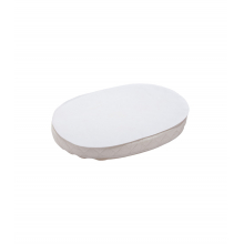 Sleepi Mini Protection Sheet - White by Stokke