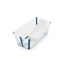 Stokke Flexibath Bundle, Tub with Newborn Support by Stokke in Irvine Ca