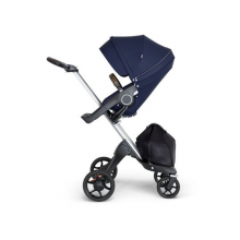 Stokke Xplory Silver Chassis & Stroller Seat by Stokke